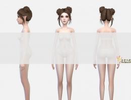 【FY】矮个长腿萝莉身体预设