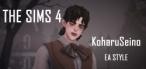 【KoharuSeino|订阅】EA风原创人物合集|NPC全民美化存档(1.70以上可用)