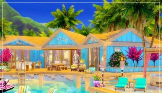 【Hyan】NOCC海岛房屋分享