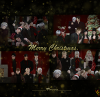 《某男子存档cp们的圣诞小事》 圣诞小剧场