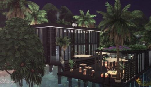 nocc海岛房屋分享第三弹 海岛餐厅