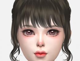 【FY】女性菱形眼预设