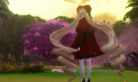 Rozen Maiden_Reiner Rubin - 蔷薇少女 真红泥巴发