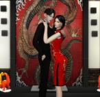 【阿乐剧场】——黑色礼物(女警x黑道大佬)——回帖领币