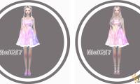 【MeiQi7】原创服装--现服1