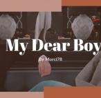 [Morci]耽美聖誕撒糖劇場《My dear boy》小浪受X溫柔大叔攻