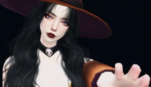 【芊芊】魔女
