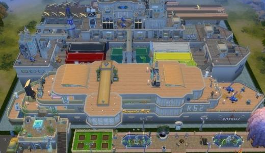 梦幻港 (里面有四艘船房屋)64X64 超少量 MOD 总体容量 111 M 免费放送 禁止二传