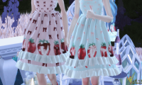 【离城QAQ】---女性服装---CoRoRo Lolita