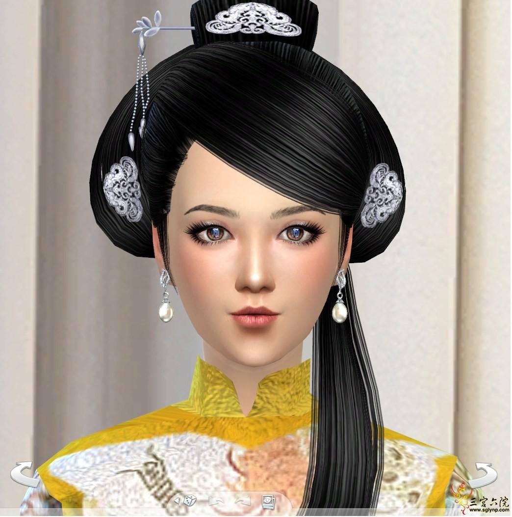 第二个女儿 江南富家大小姐