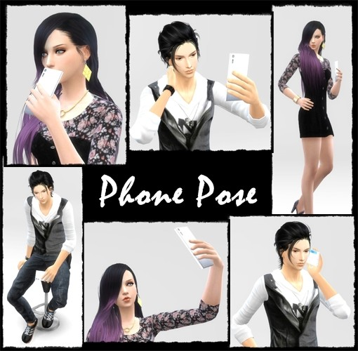 [MOON]Sims4-Phone Pose-02.jpg