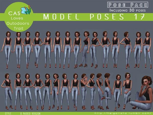 【lovesOutdoors热爱户外】[helgatisha] Model poses 17 a_CAS_trait_loves Outodoors.jpg