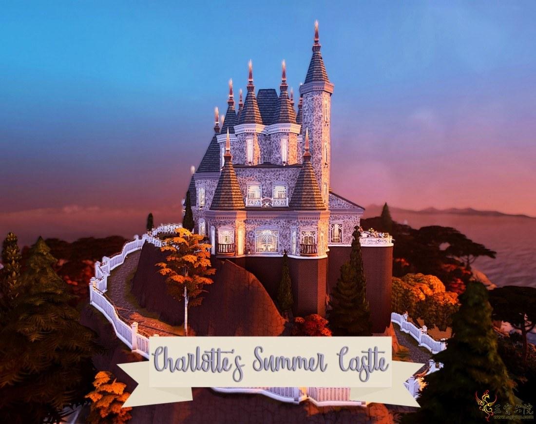 【外网搬运】夏洛特的夏日城堡 NOCC