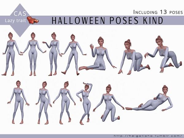 【lazy】[helgatisha] Halloween poses_ Kind_a_CAS_trait_lazy.jpg