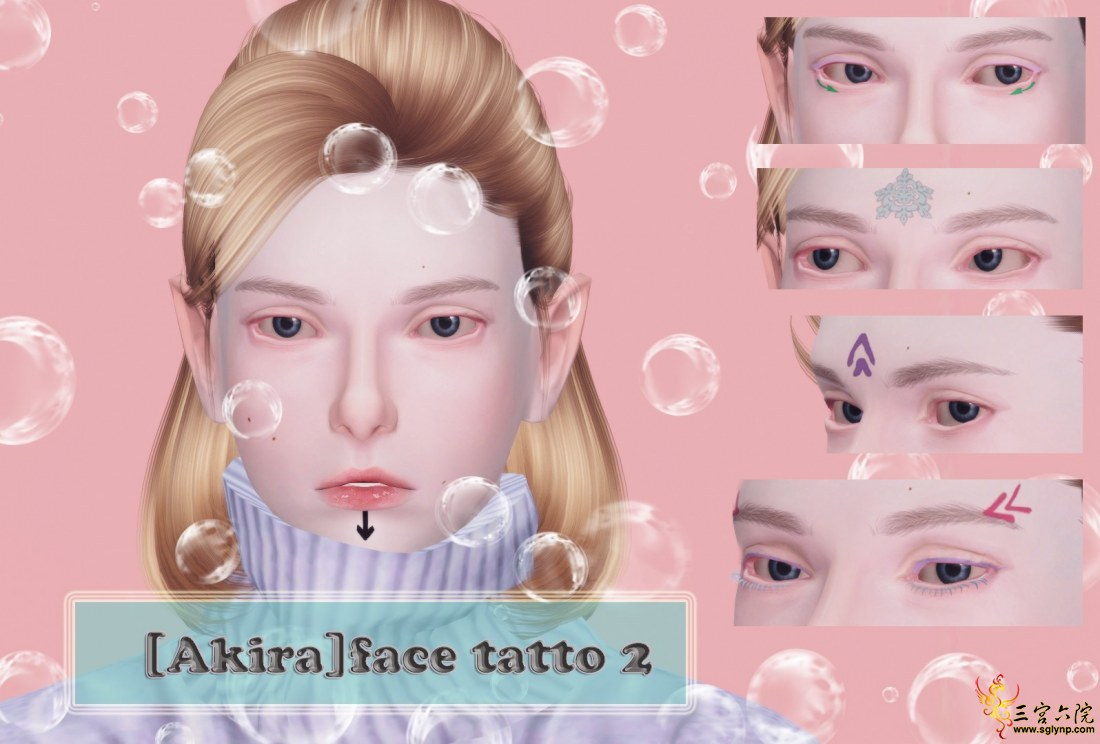 [Akira]face tatto 2.jpg