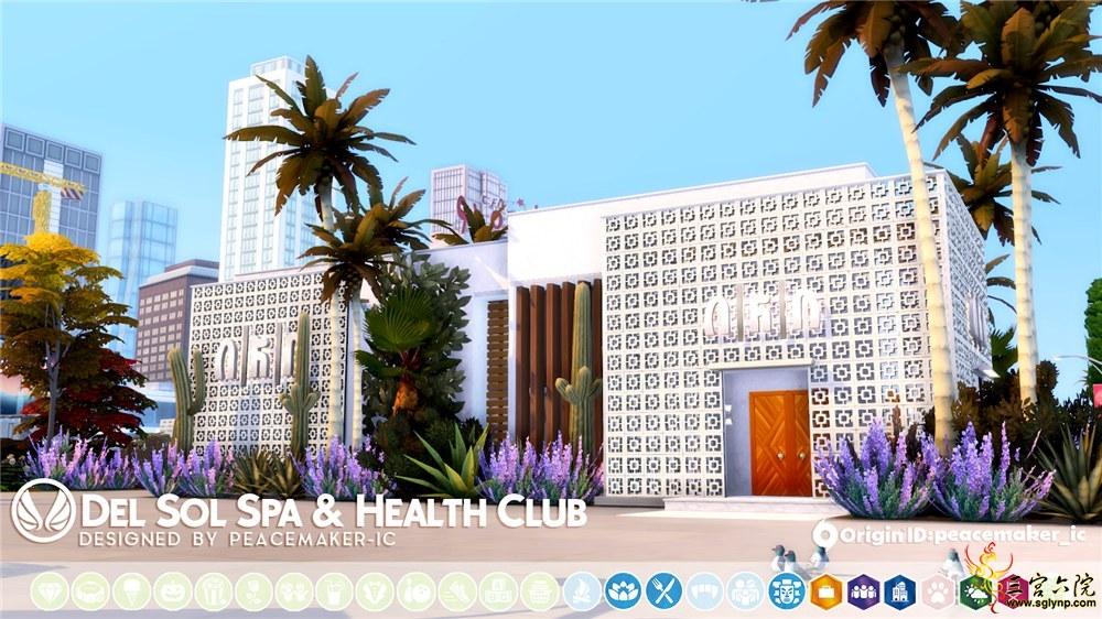 【外网搬运】社区 DelSolSpa & HealthClub-无CC