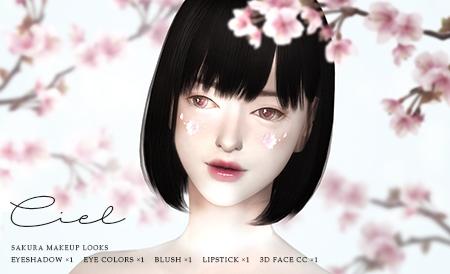 Ciel_TS4_SAKURA_makeup_looks.jpg