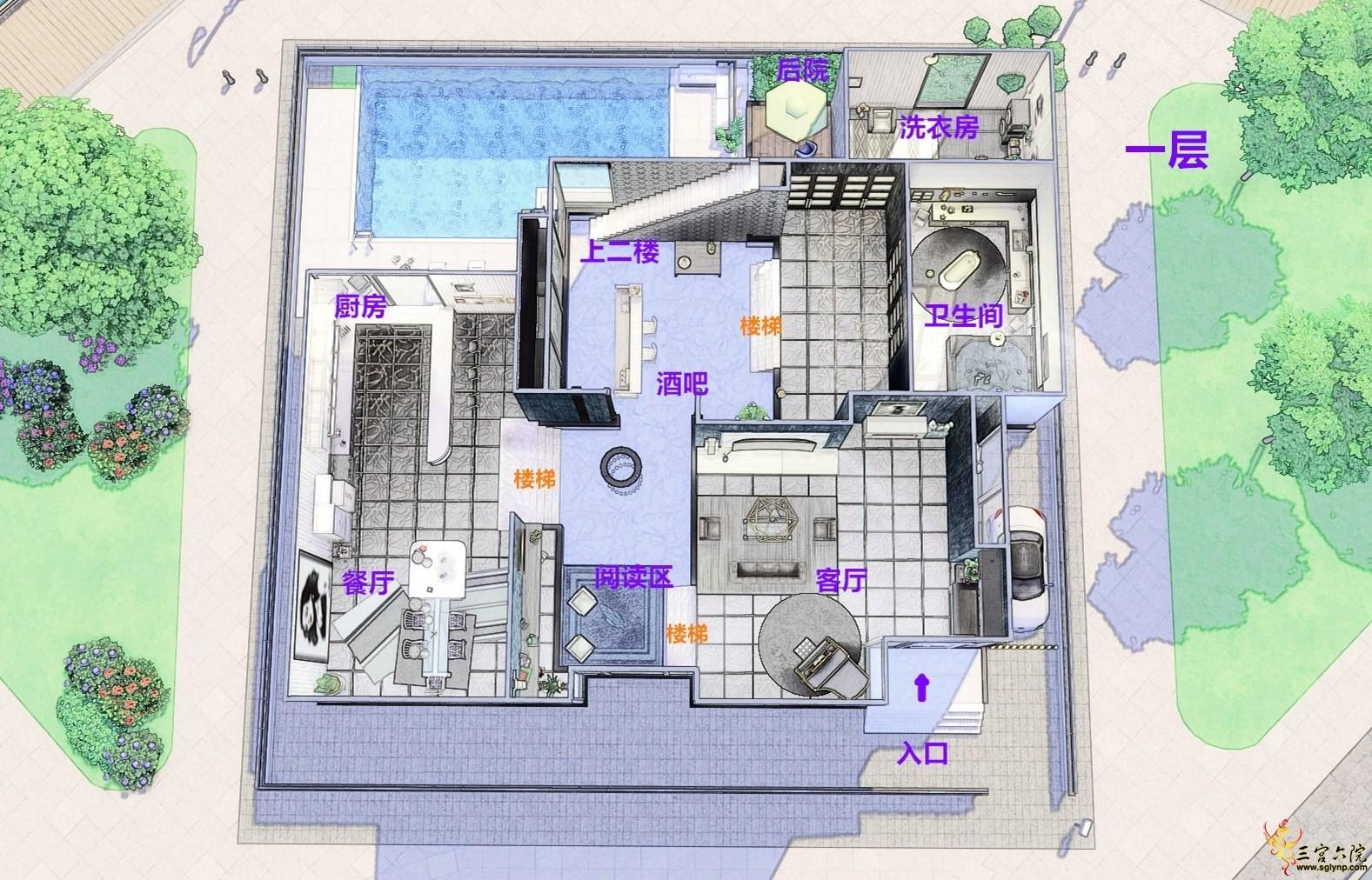 4一楼平面图.png