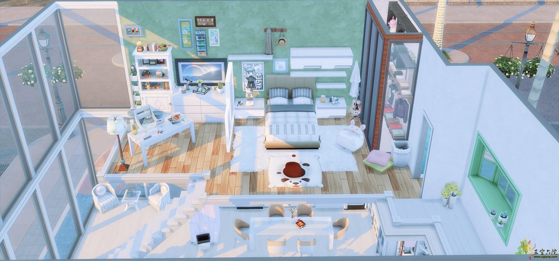 二楼卧室书房.png