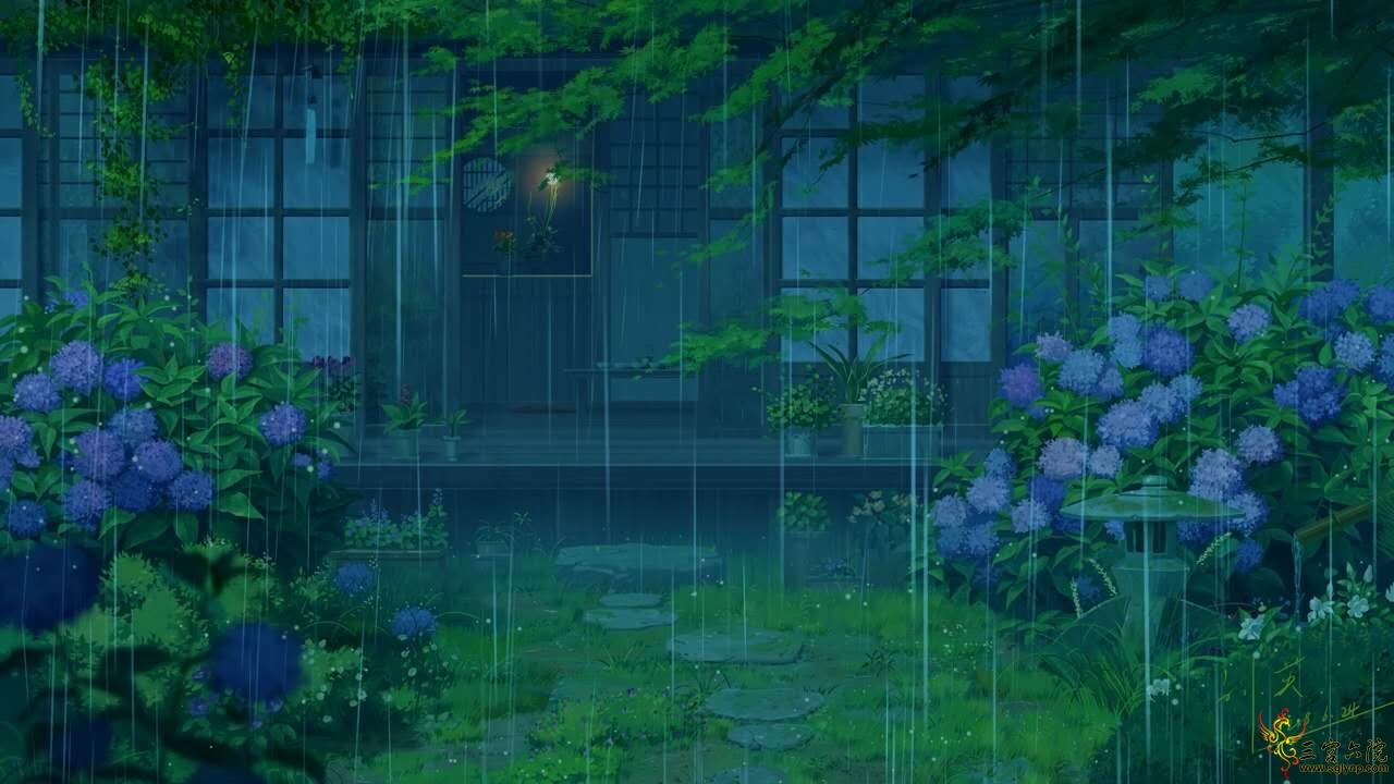吱-下雨绣球小院.jpg