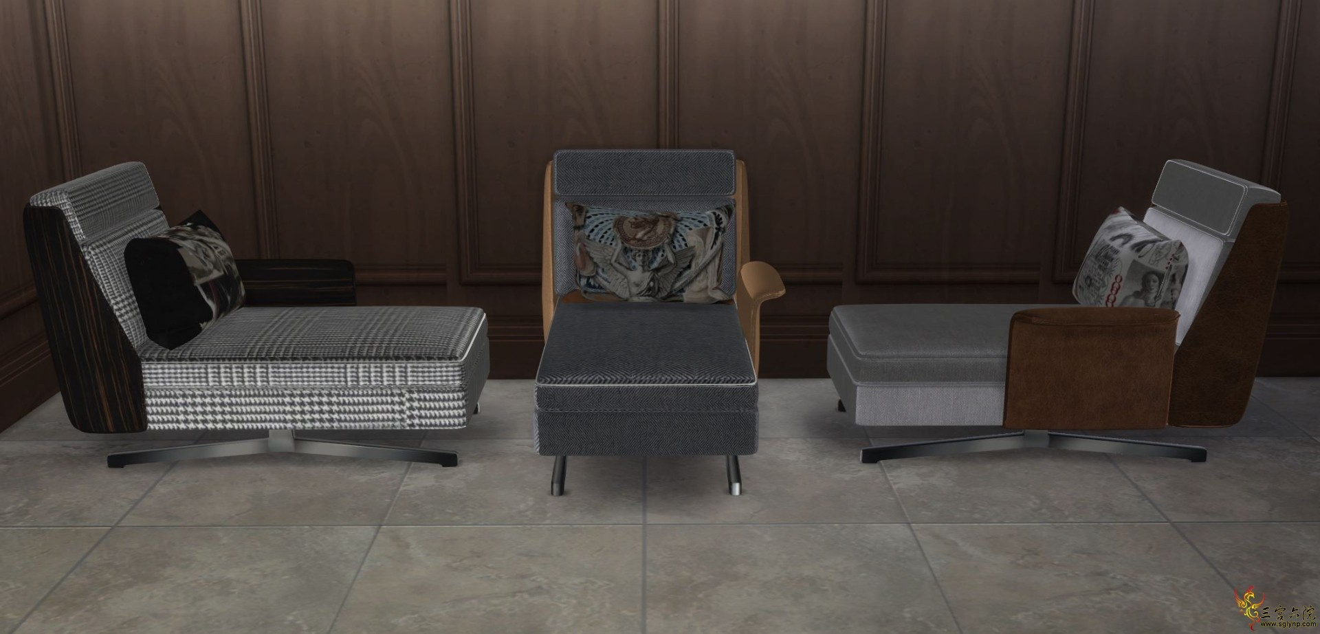 沙发椅3色.JPG