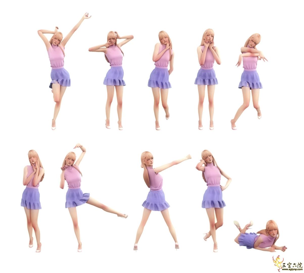 hhhh动态图_【外搬动作】作者:Maylily,适合拍照的女生、男生、双人动作 ...