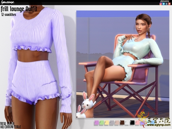 LYNX_Lounge outfit With Frill Detail.jpg