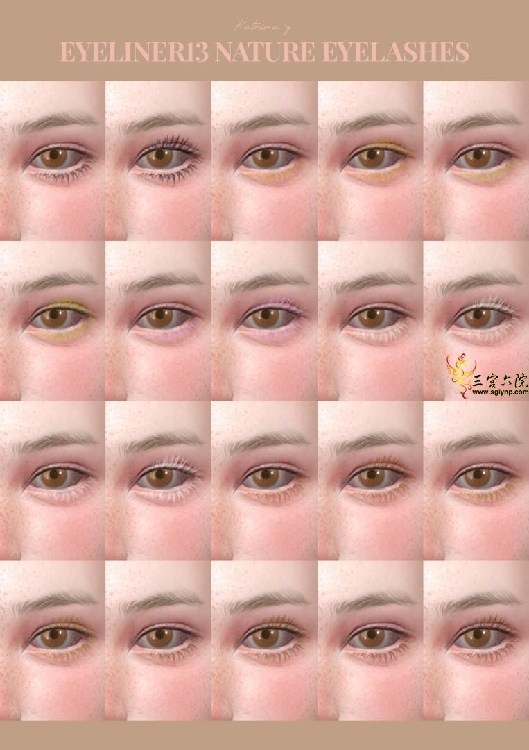 [KAT]Eyeliner13_nature eyelashesHQ.jpg