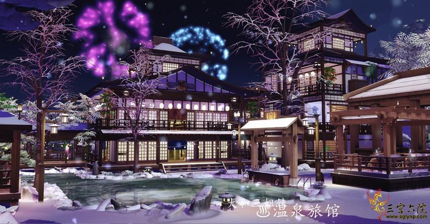 【北极星原创旅馆】大和三姐妹-温泉度假旅馆-リゾートホテル-NOCC