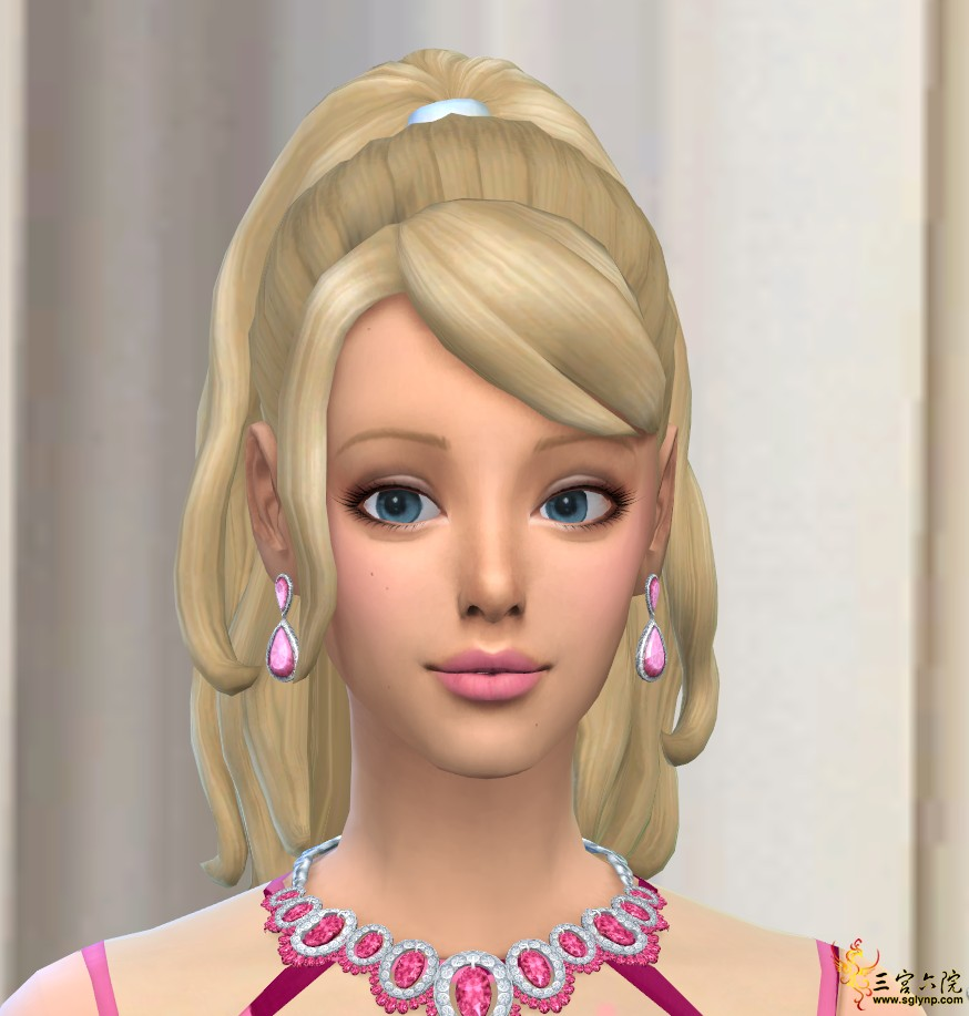 捏人分享【芭比Barbie】欢迎来到梦想豪宅!
