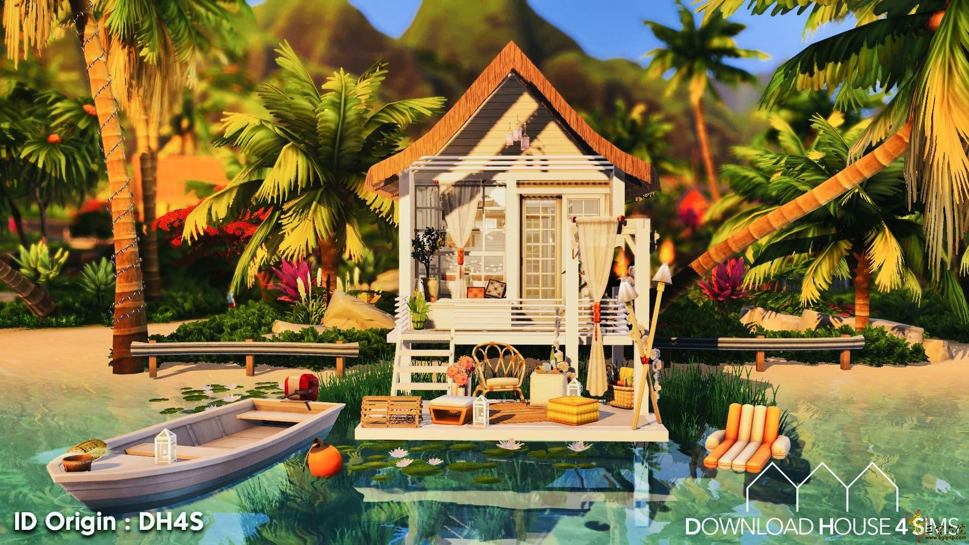 2a862777a3f2e9e7dcdf93e676dac48b_Download-House-4-sims-Tiny-beach-cabin-house-1.jpg