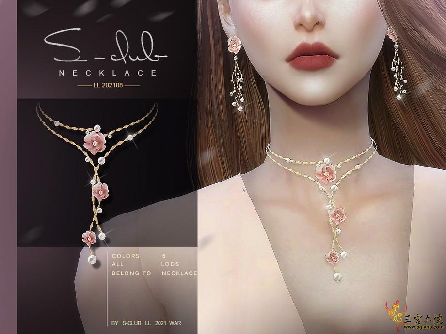 S-Club LL ts4 necklace  202108.jpg