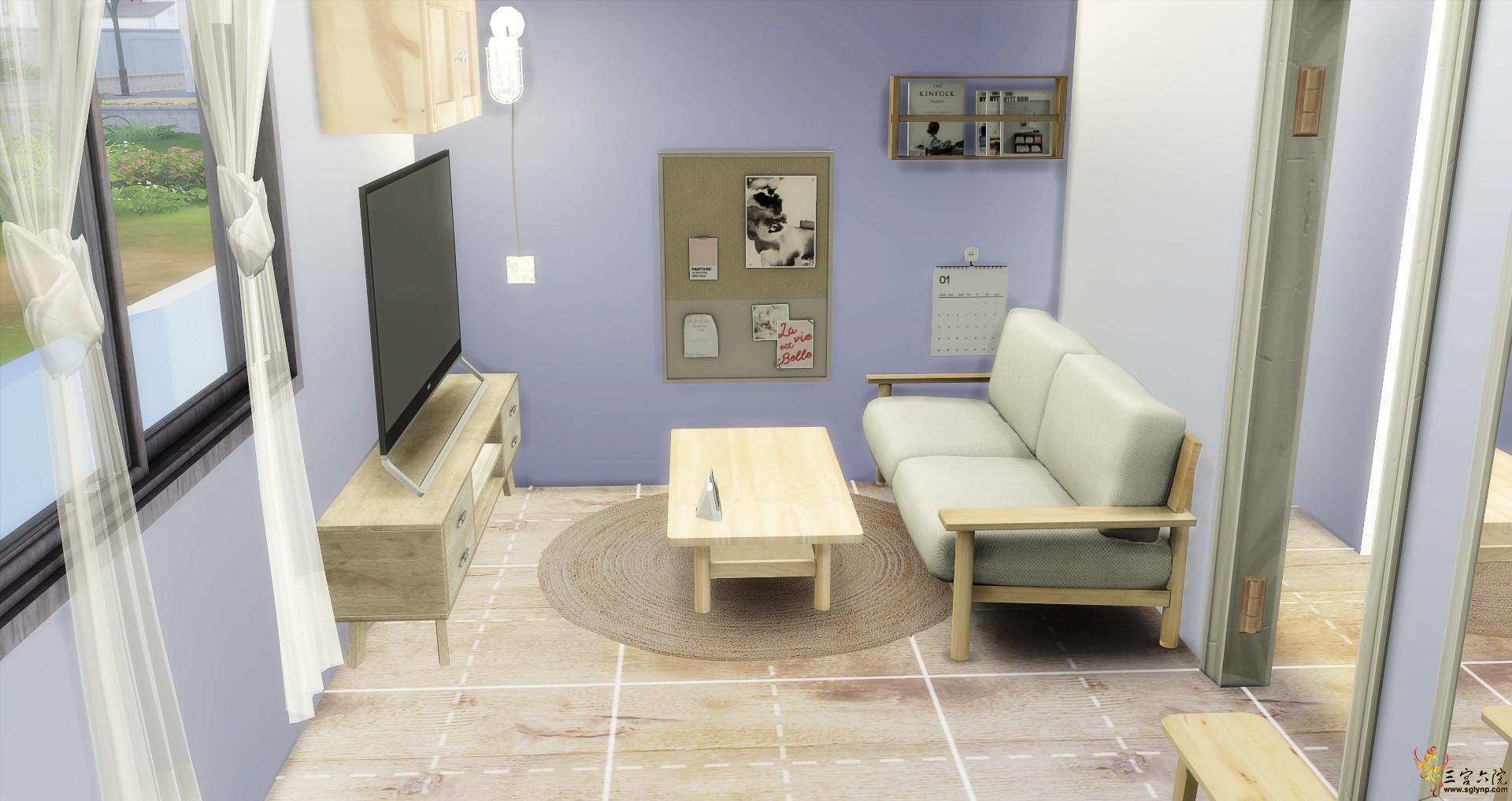 玄关和客厅2