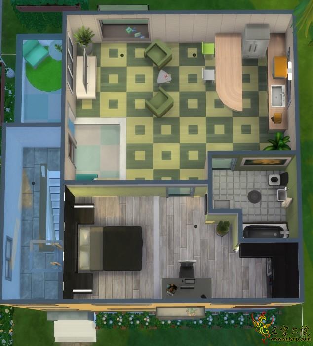 四楼平面图.png