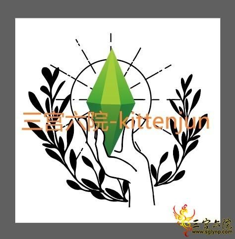 三宫六院女娲组logo-去色.png