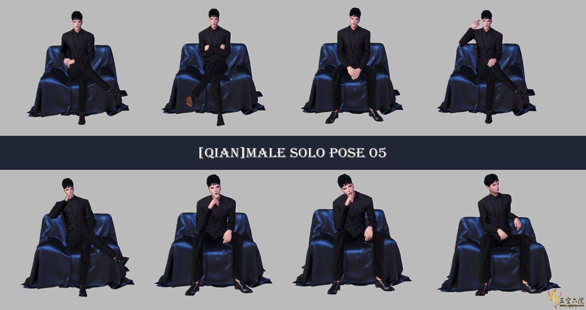 [Qian]Male solo pose 05.jpg