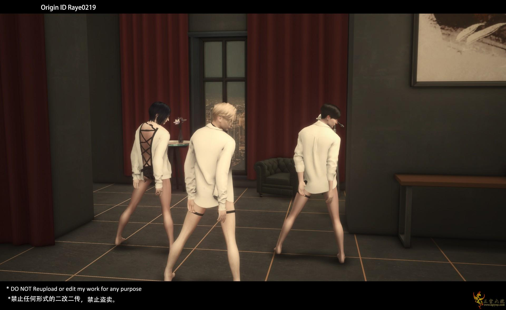 【R219】MMD Dance Pose Conqueror 08 .jpg