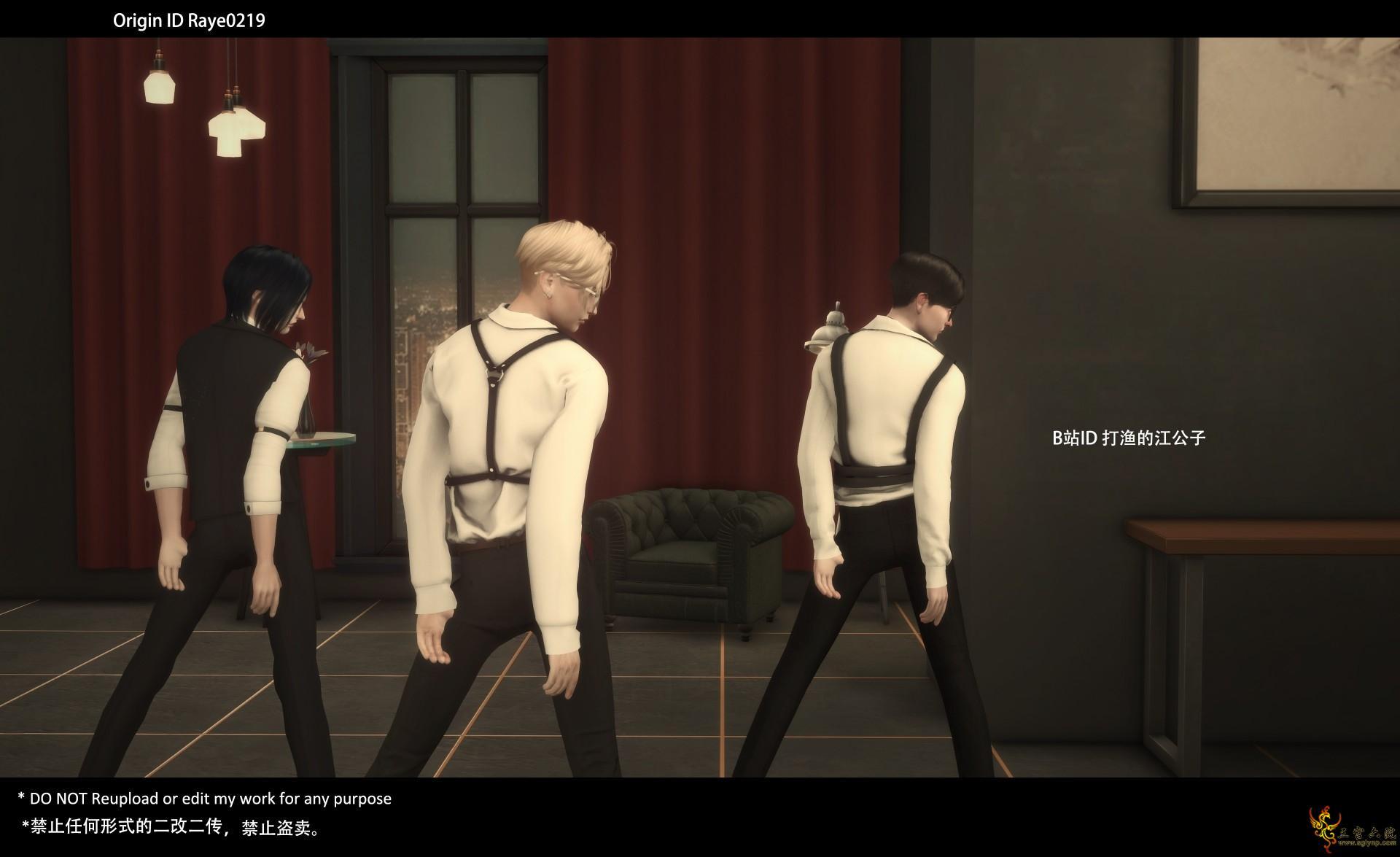 【R219】MMD Dance Pose Conqueror 04 .jpg