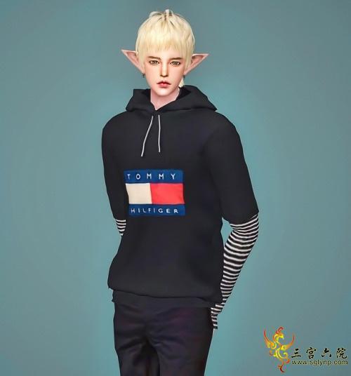Meeyou M nate hoodie without turtleneck1.jpg