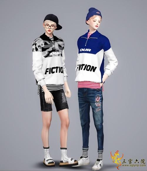 Meeyou M Jin casual top 1.jpg