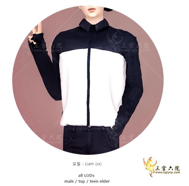 Meeyou EXO luxion playboy shirt.png