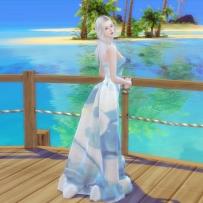 【YAO】高定礼服系列,送赫本风小黑裙
