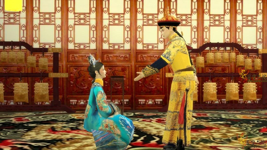 【妺喜】新版清朝后宫嫔妃动作加强+说话版