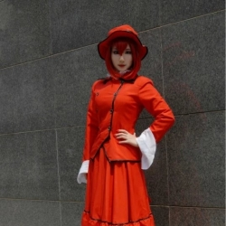 【黑执事】红夫人COS照