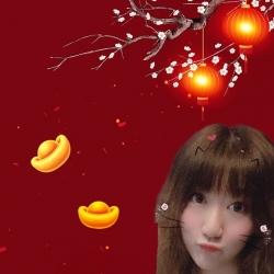 【玉兔宫贺岁大乱斗】用马卡龙APP一键抠图换背景,9连爆照安利??