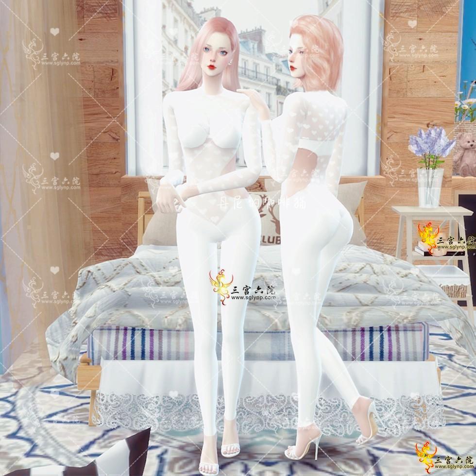 【loraine】性感女神——丰Ru圆Tun身材预设