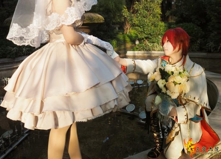 【魅力之星】来一场六月花嫁吧