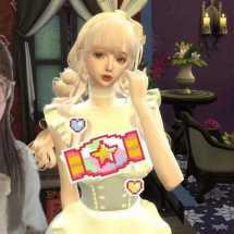 [打破次元壁]穿着Lolita和我家宝贝儿同框啦~