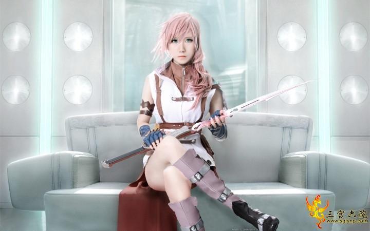 【魅力之星】COS-最终幻想13雷霆/雷光